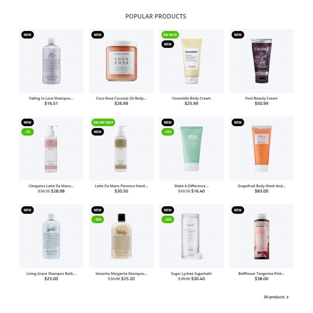 theme - Zdrowie & Uroda - Eco Clean Cosmetics - 3