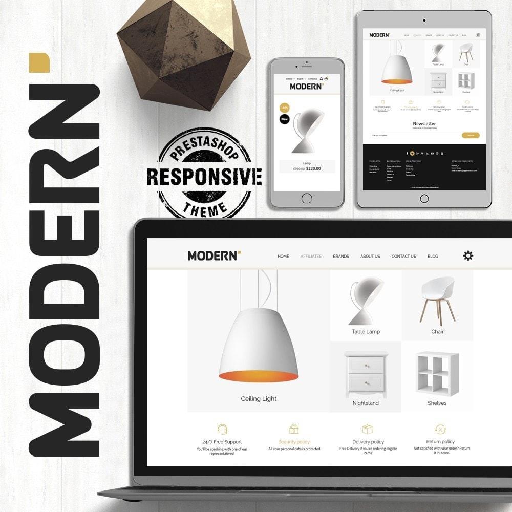 theme - Huis & Buitenleven - Modern - 1