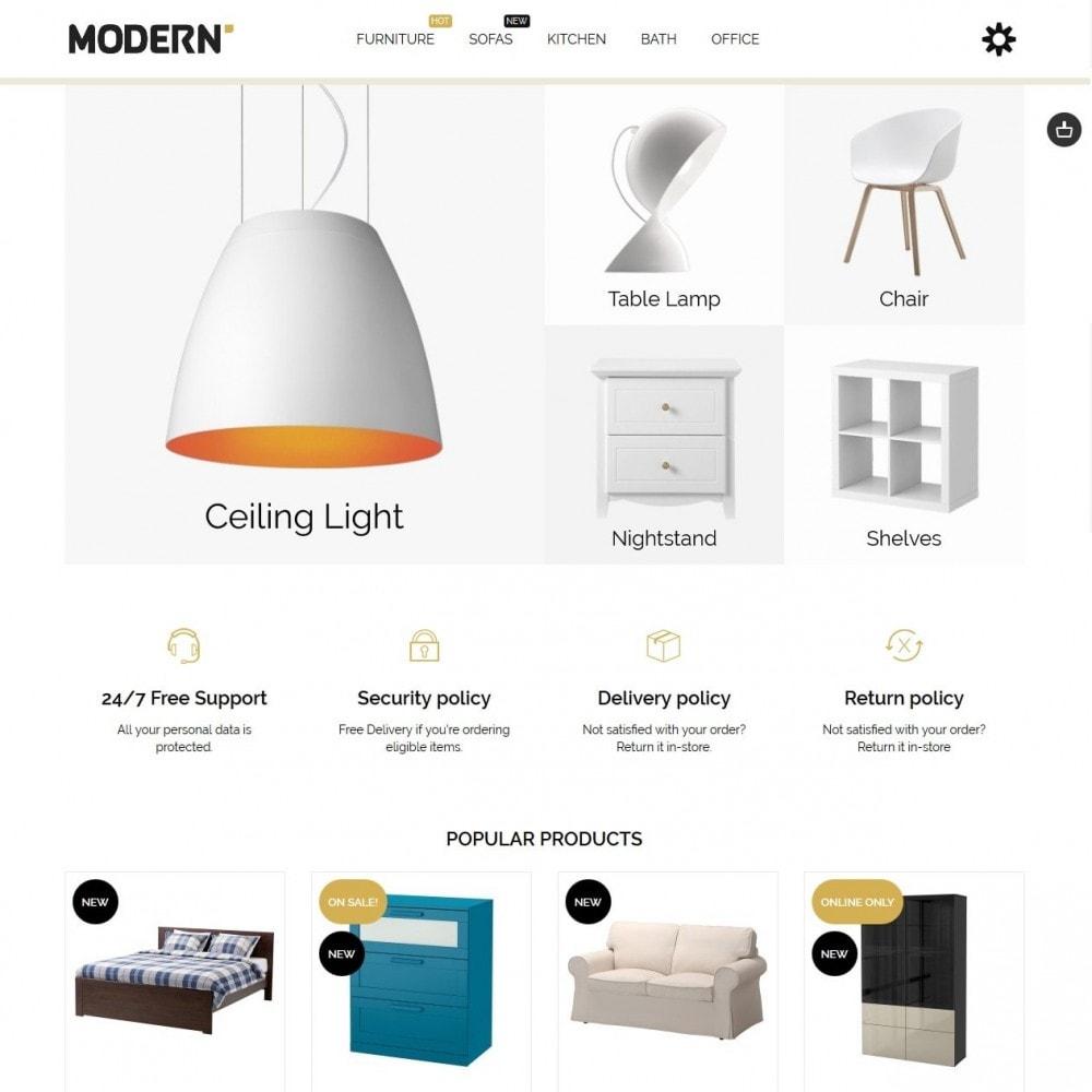 theme - Home & Garden - Modern - 2