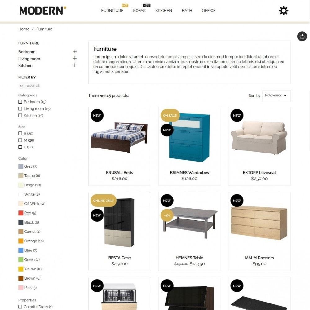 theme - Huis & Buitenleven - Modern - 6