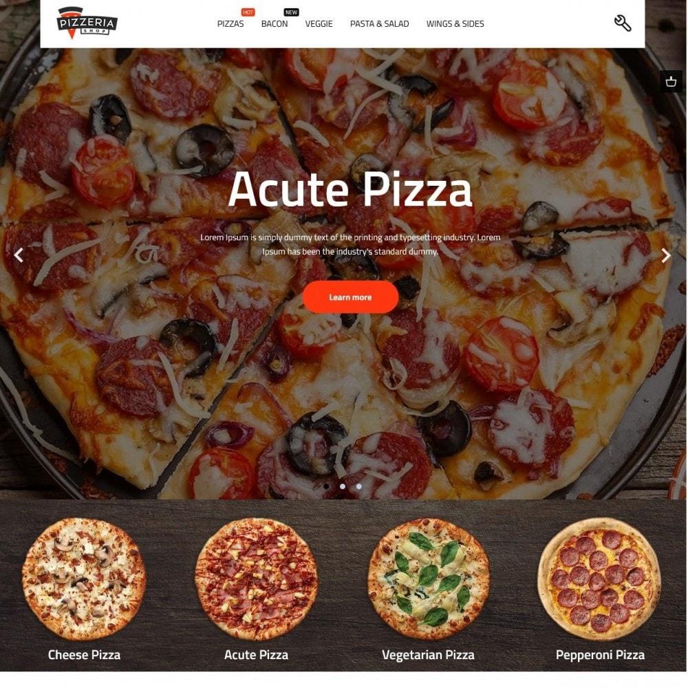 theme - Alimentos & Restaurantes - Pizzeria - 2