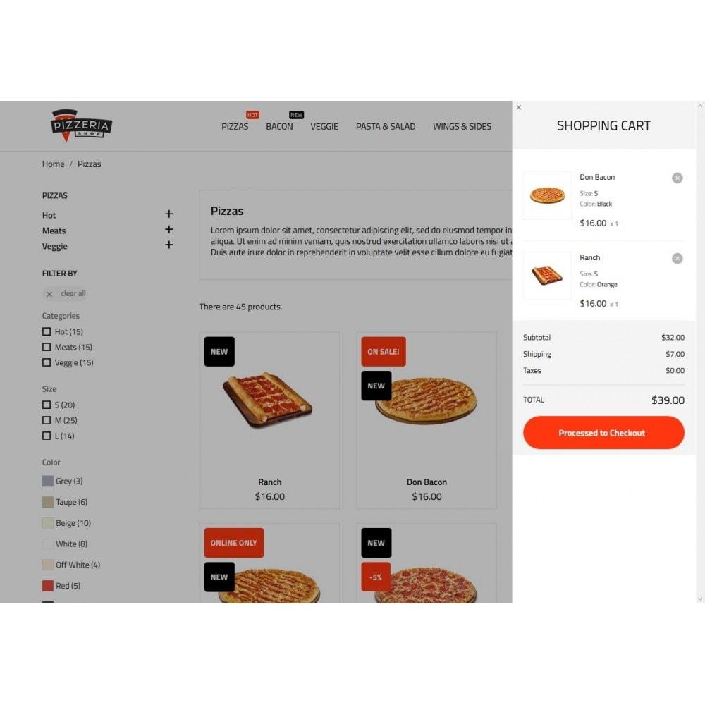 theme - Alimentos & Restaurantes - Pizzeria - 3