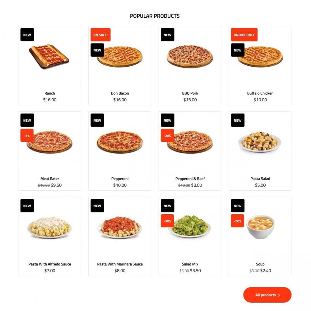 theme - Продовольствие и рестораны - Pizzeria - 4