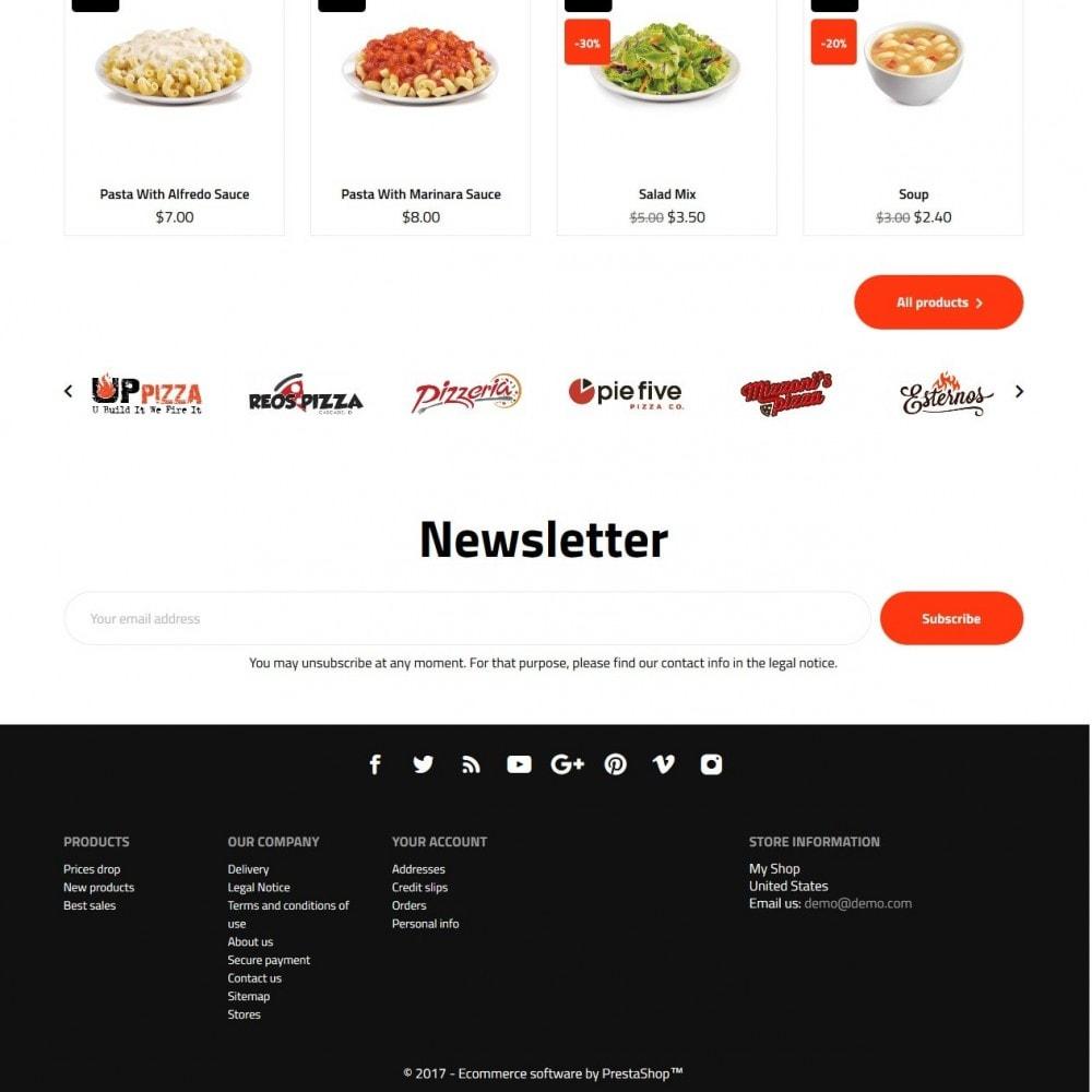theme - Продовольствие и рестораны - Pizzeria - 5