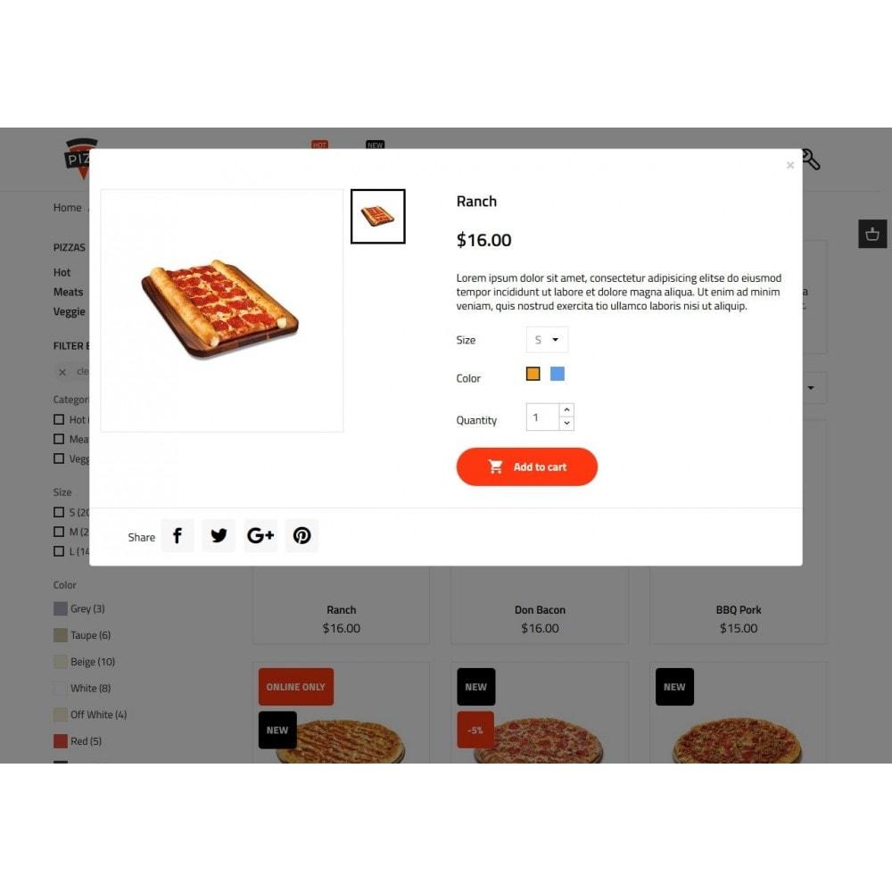 theme - Продовольствие и рестораны - Pizzeria - 10