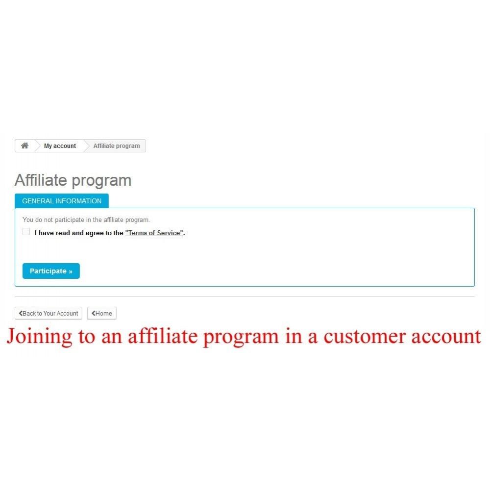 module - SEA SEM (paid advertising) & Affiliation Platforms - Extended Affiliate Program RefPRO - 13