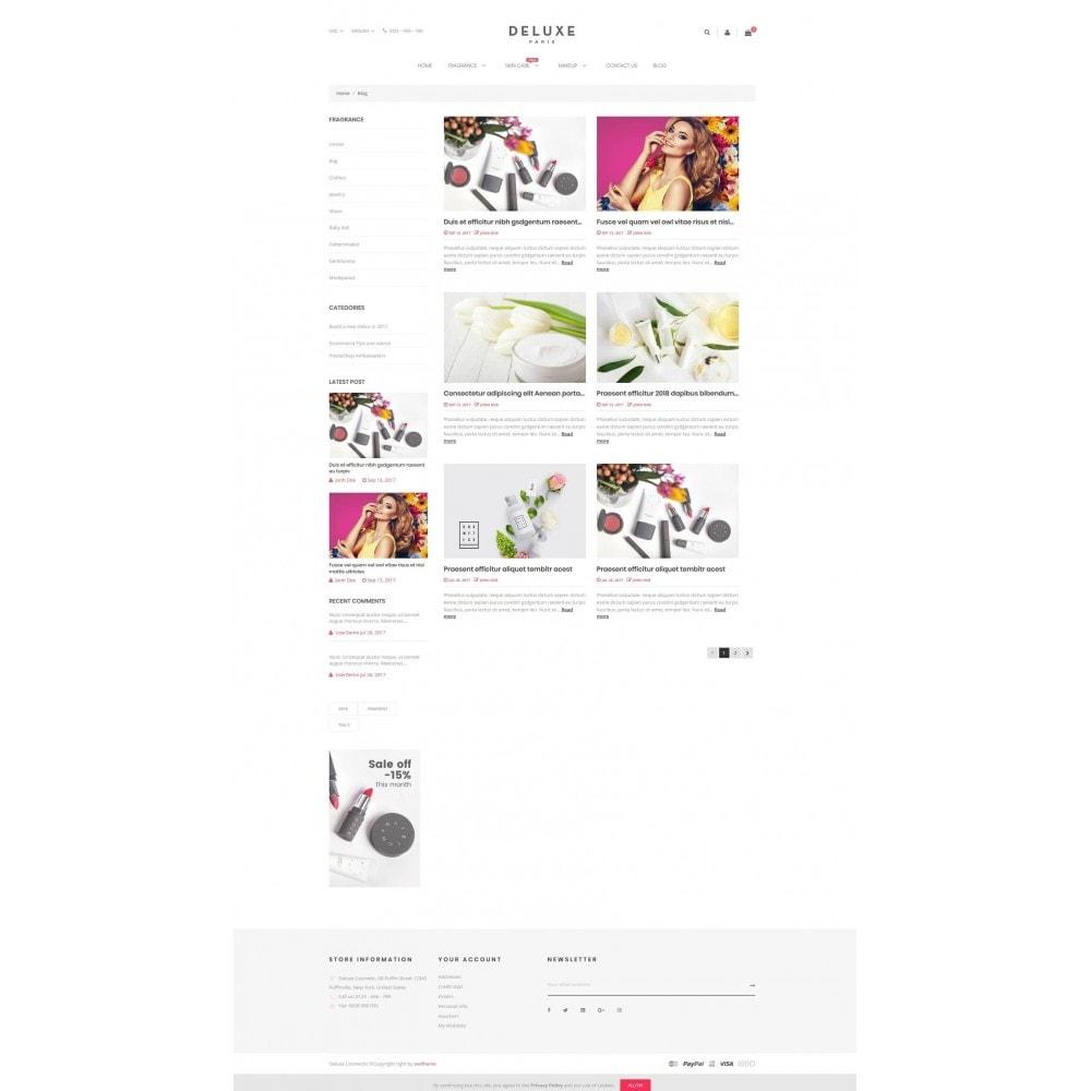 theme - Gesundheit & Schönheit - Deluxe Cosmetics - 5