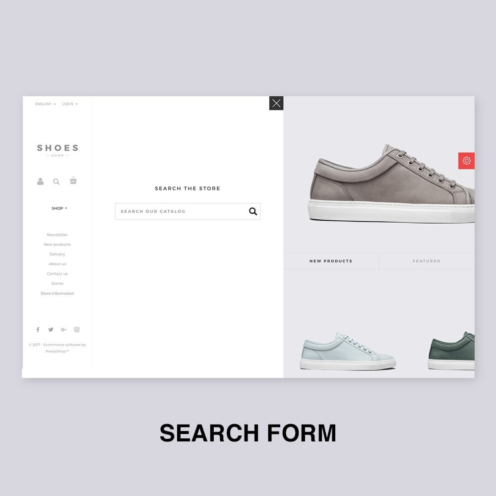 theme - Mode & Chaussures - Configurable Shoes Theme - 9