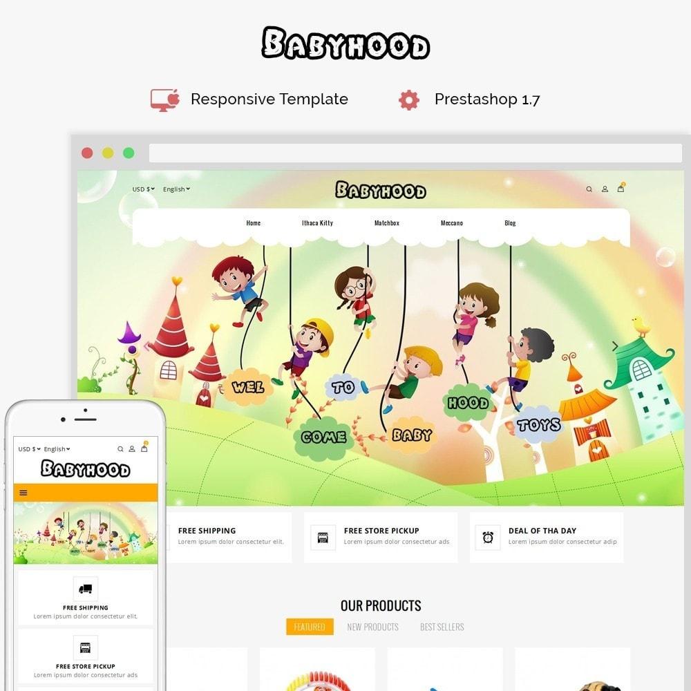 theme - Niños y Juguetes - Babyhood Toys Store - 1