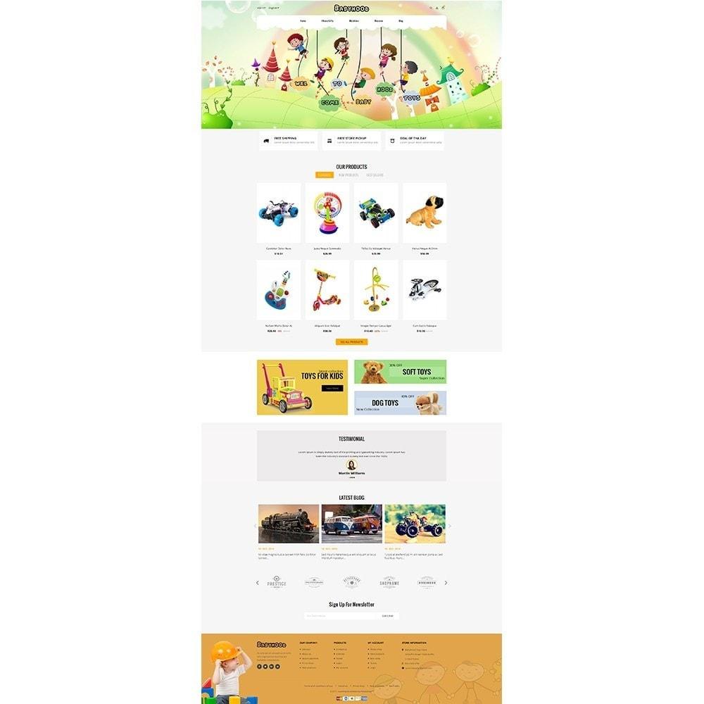 theme - Niños y Juguetes - Babyhood Toys Store - 2