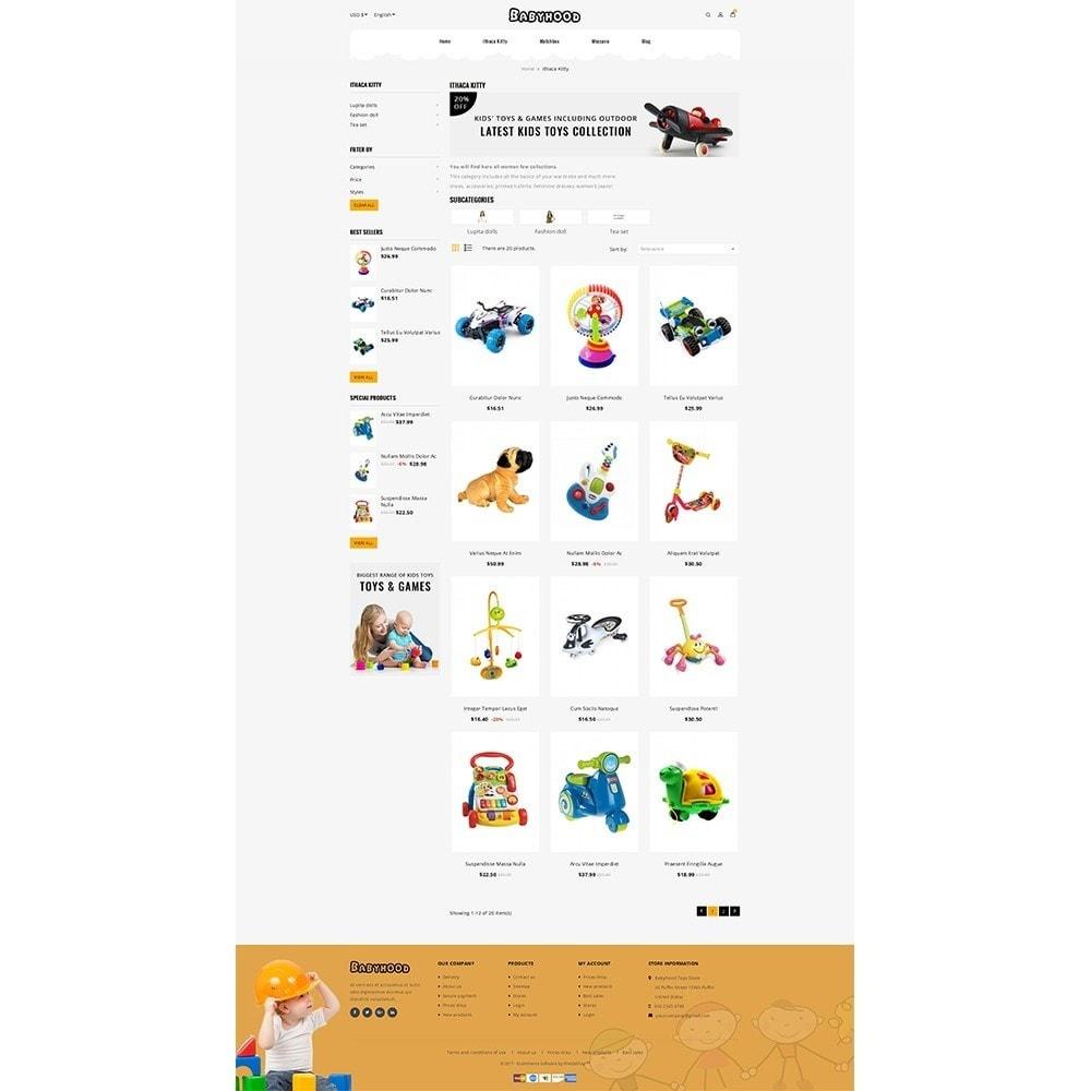 theme - Kinderen & Speelgoed - Babyhood Toys Store - 3
