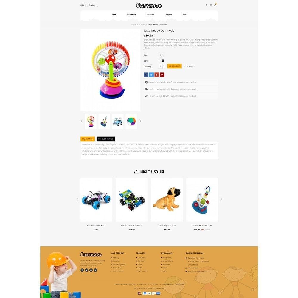 theme - Kinderen & Speelgoed - Babyhood Toys Store - 4