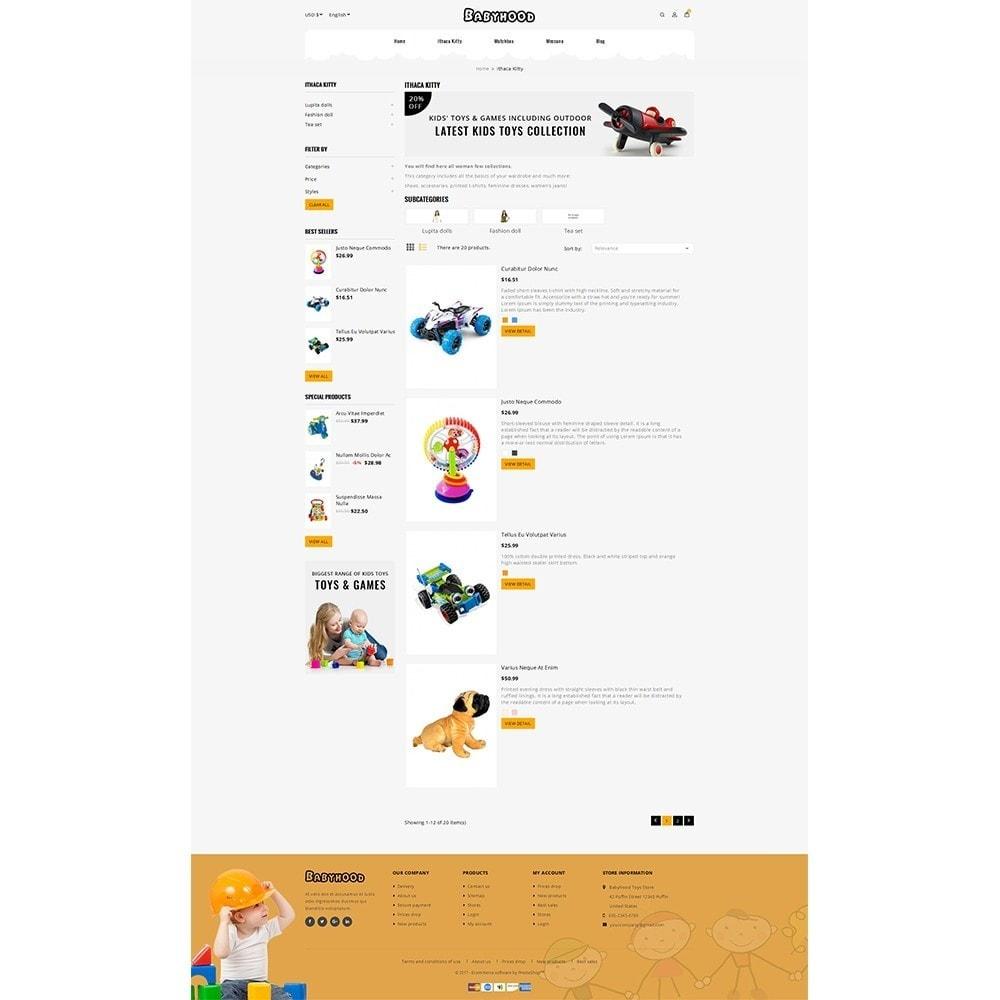 theme - Kinderen & Speelgoed - Babyhood Toys Store - 5