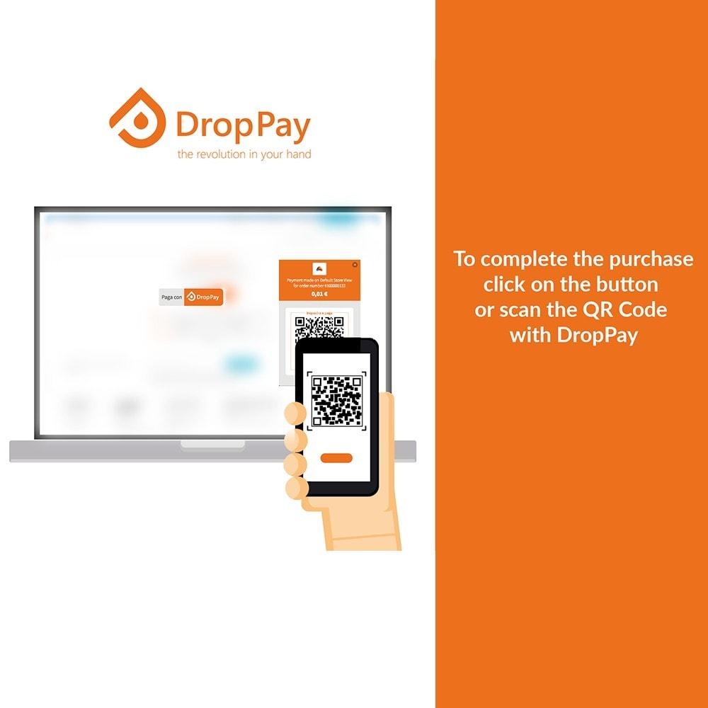 module - Andere betaalmethodes - DropPay - 3