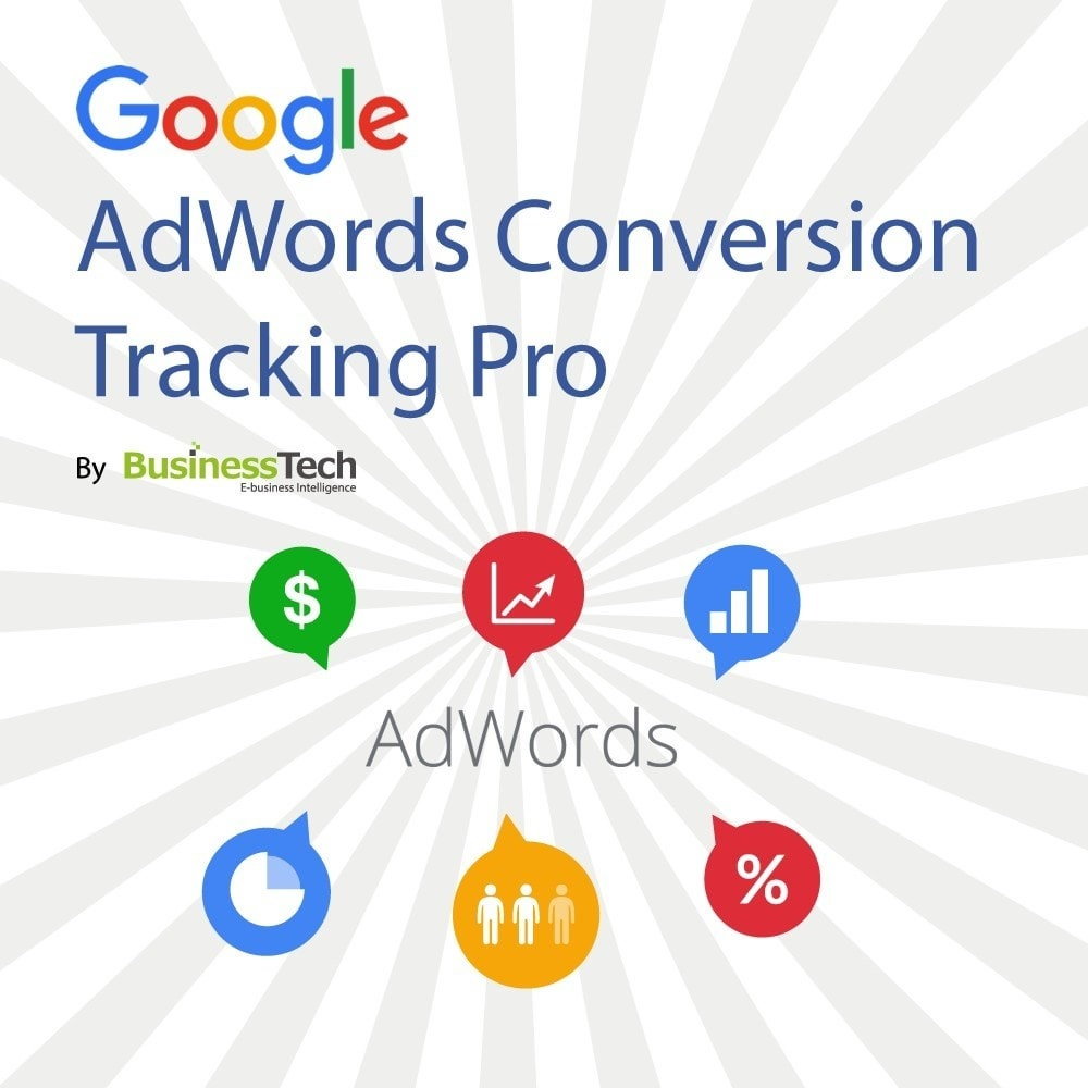 module - Análises & Estatísticas - Google AdWords Conversion Tracking Pro - 1