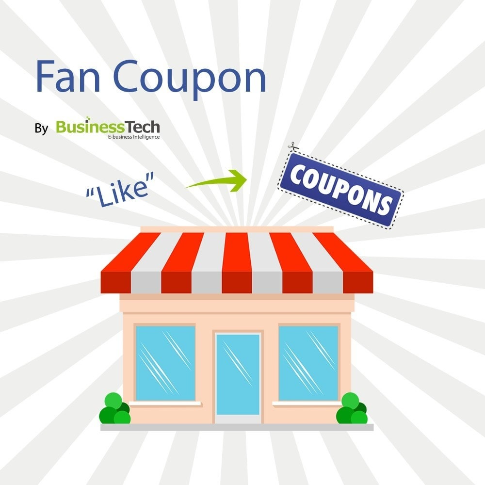 module - Kortingsbonnen - Fan Coupon - 1