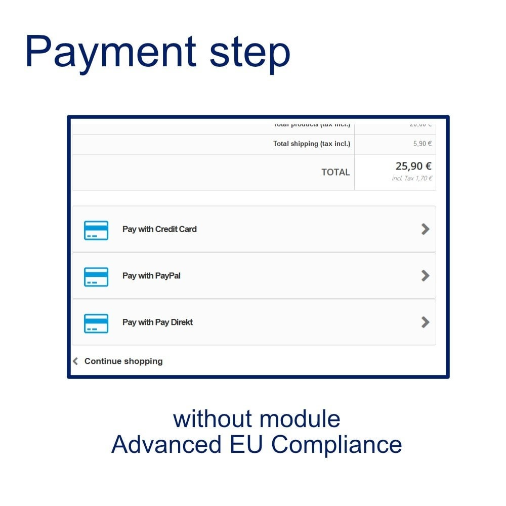 module - Payment by Card or Wallet - Concardis Payengine (start.now, speed.up, flex.pro) - 4