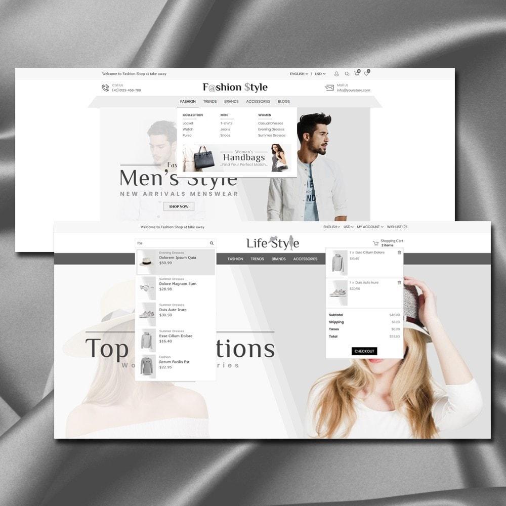 theme - Mode & Schoenen - Life Style Store - 3