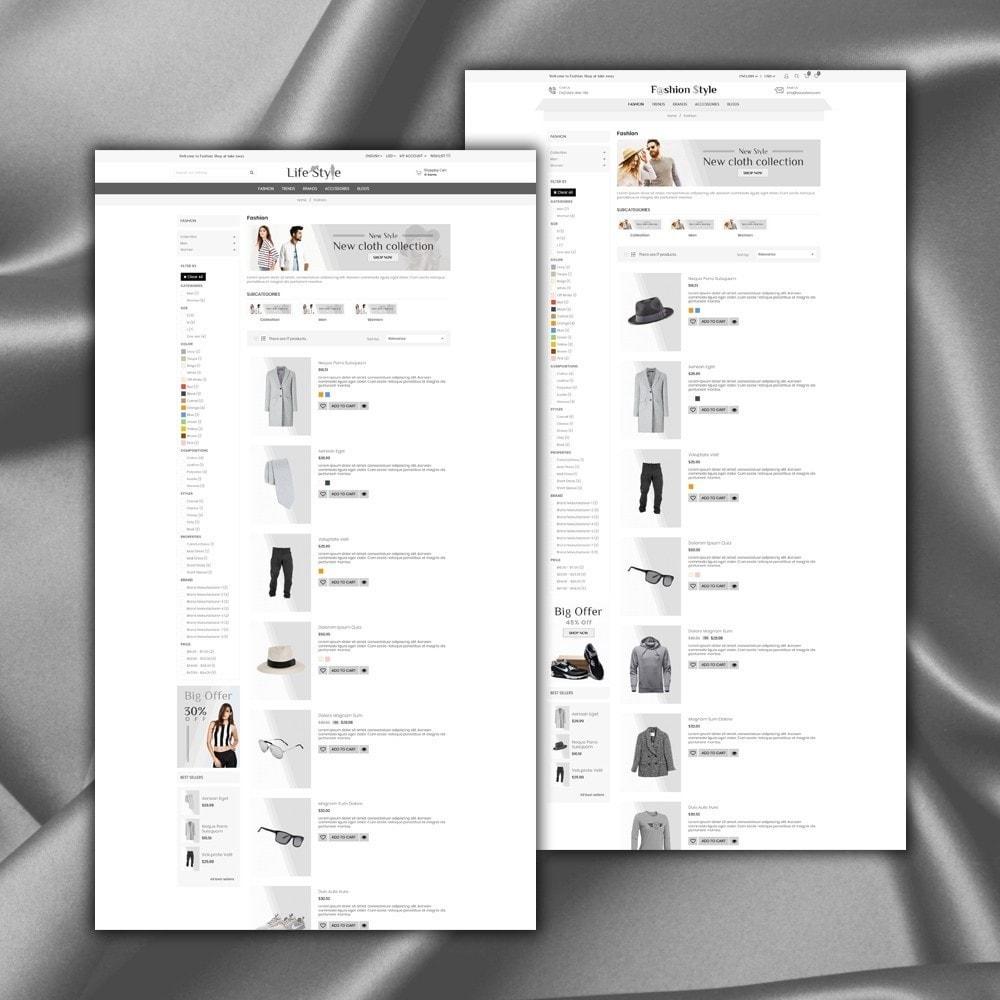 theme - Mode & Schoenen - Life Style Store - 5