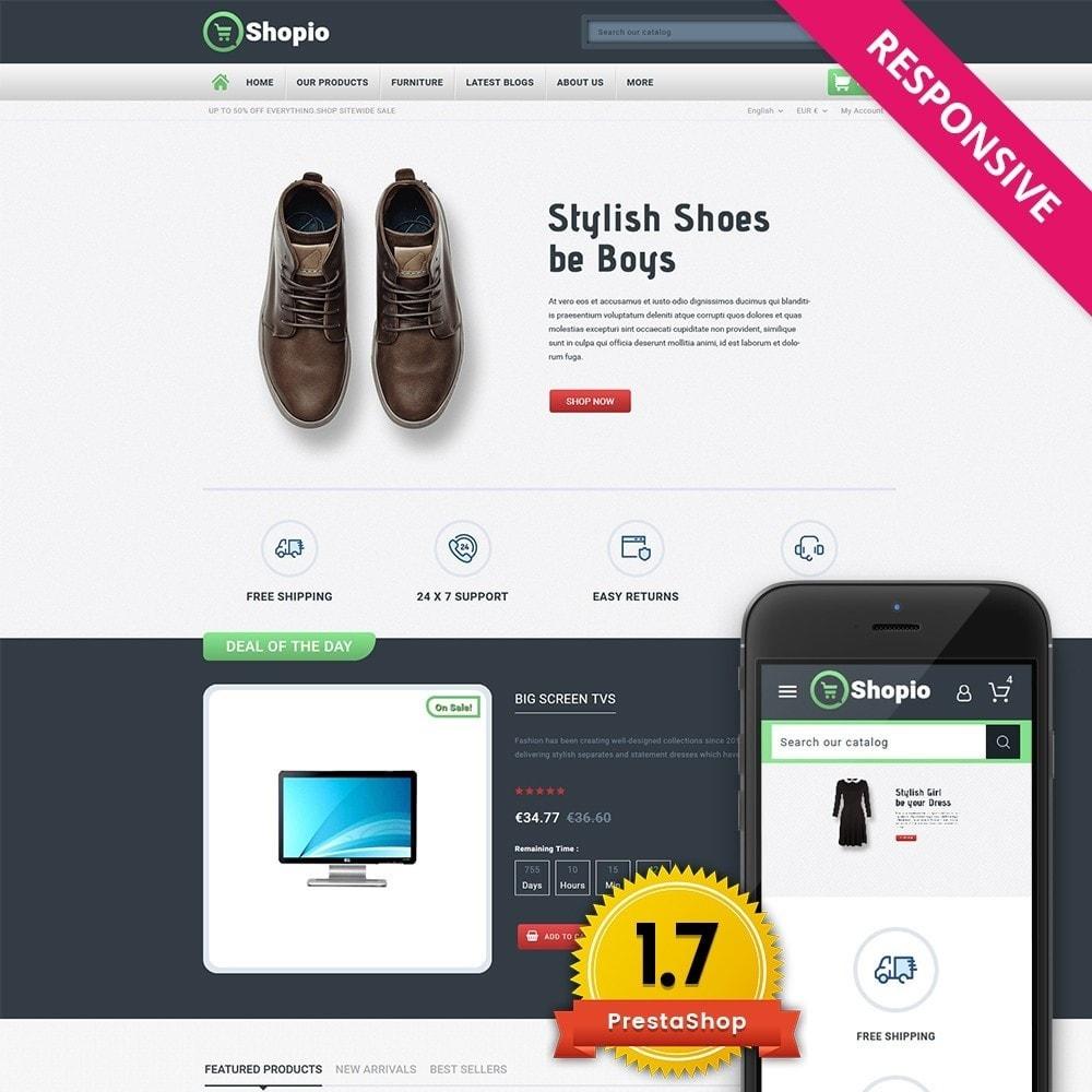 theme - Mode & Schoenen - Shopio Mega Store - 1