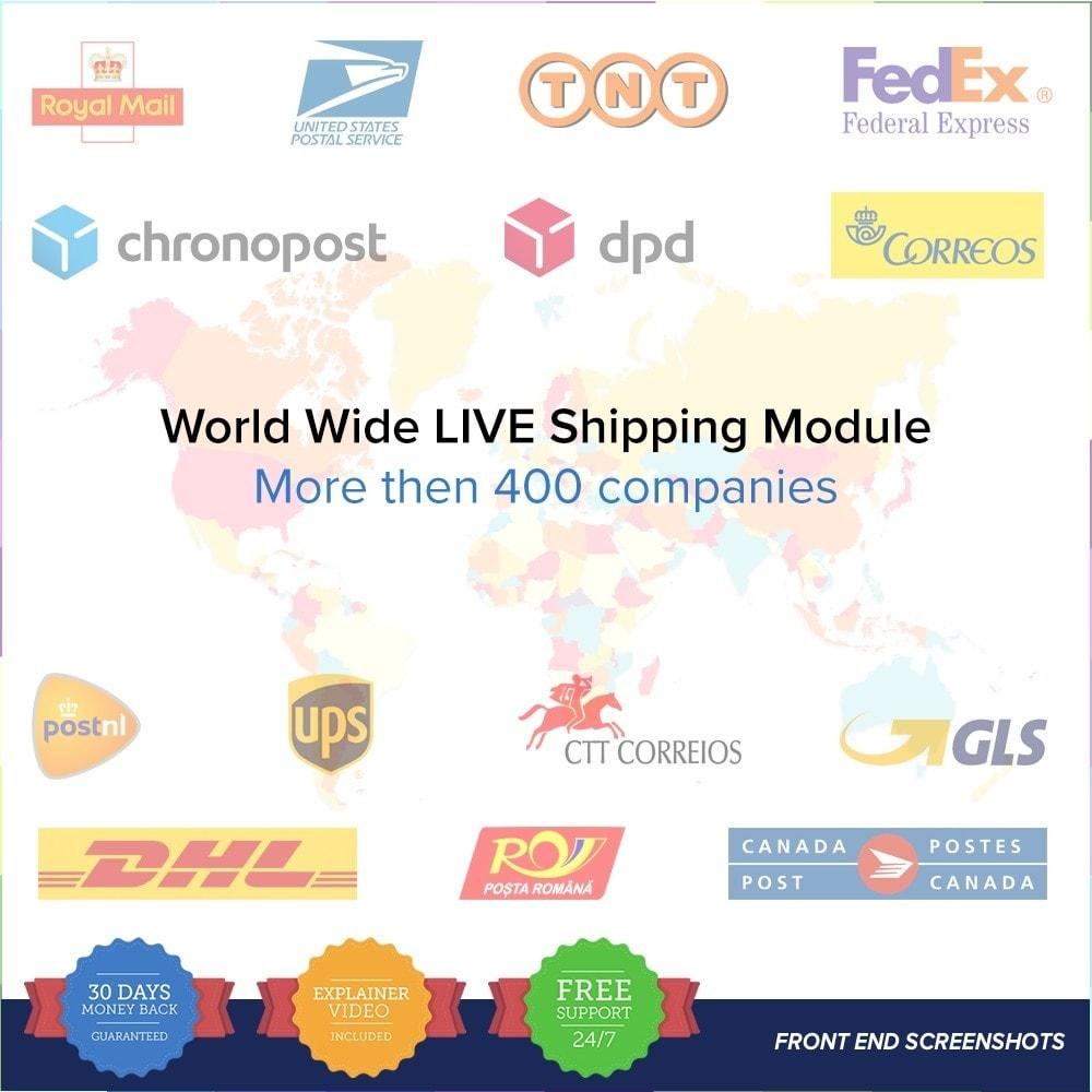 module - Delivery Tracking - LIVE Shipping/Order Tracking Multiple Carriers - 2