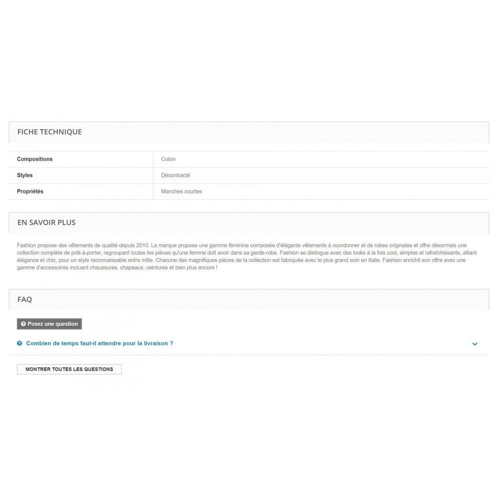 module - FAQ (questions fréquentes) - FAQ pour tous - 16