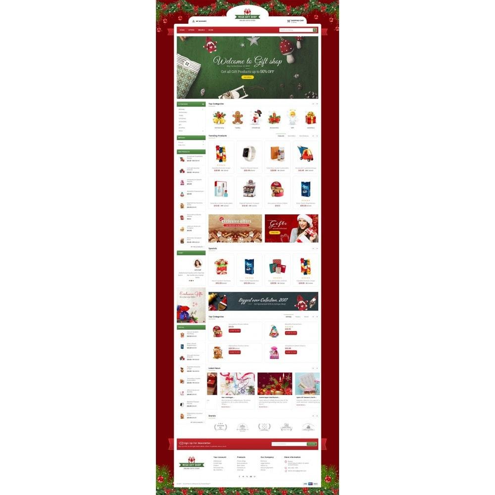 theme - Cadeaus, Bloemen & Gelegenheden - Mega Gift Shop - 2