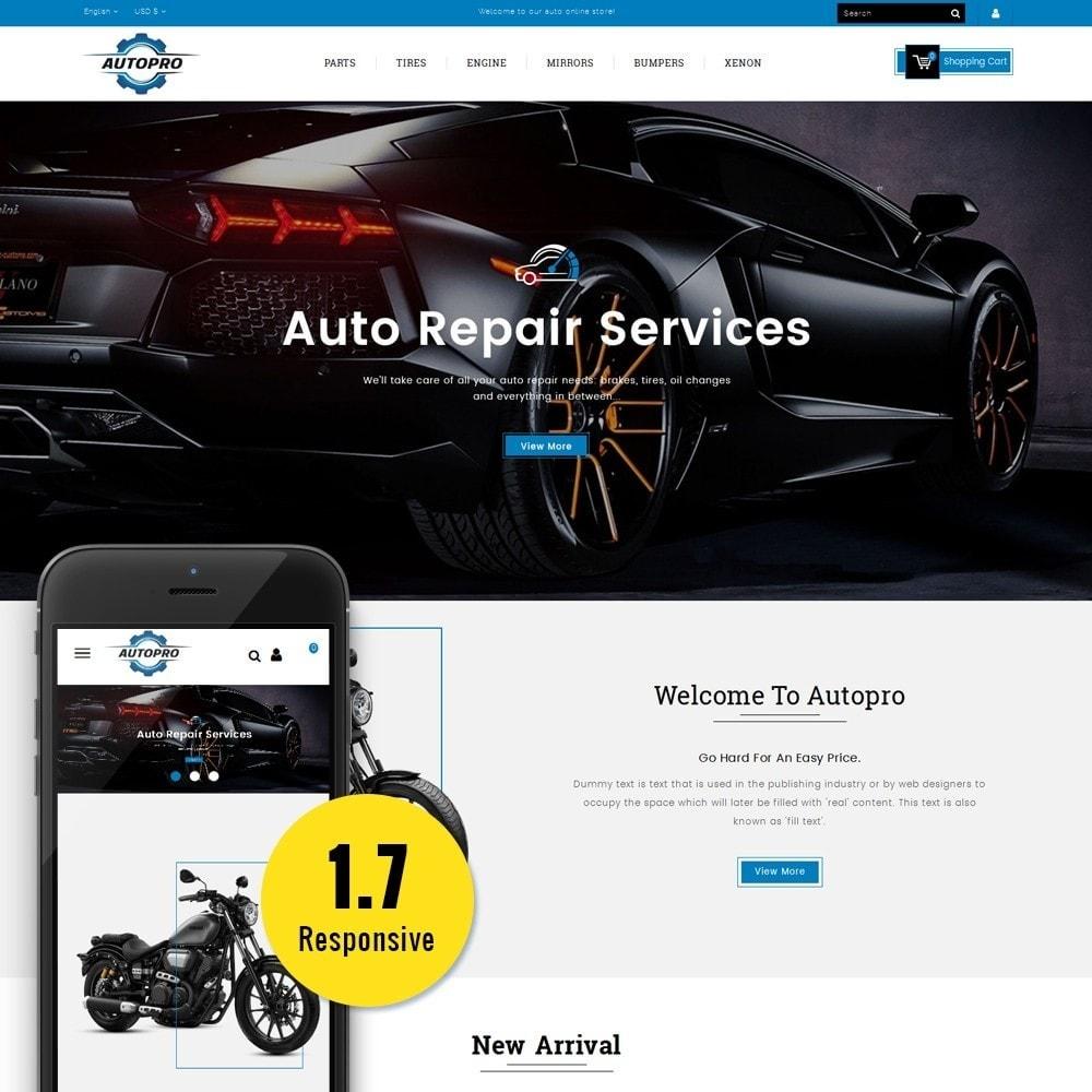 theme - Авто и Мото - Autopro Store - 1