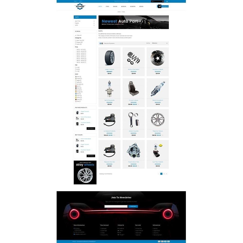 theme - Automotive & Cars - Autopro Store - 3