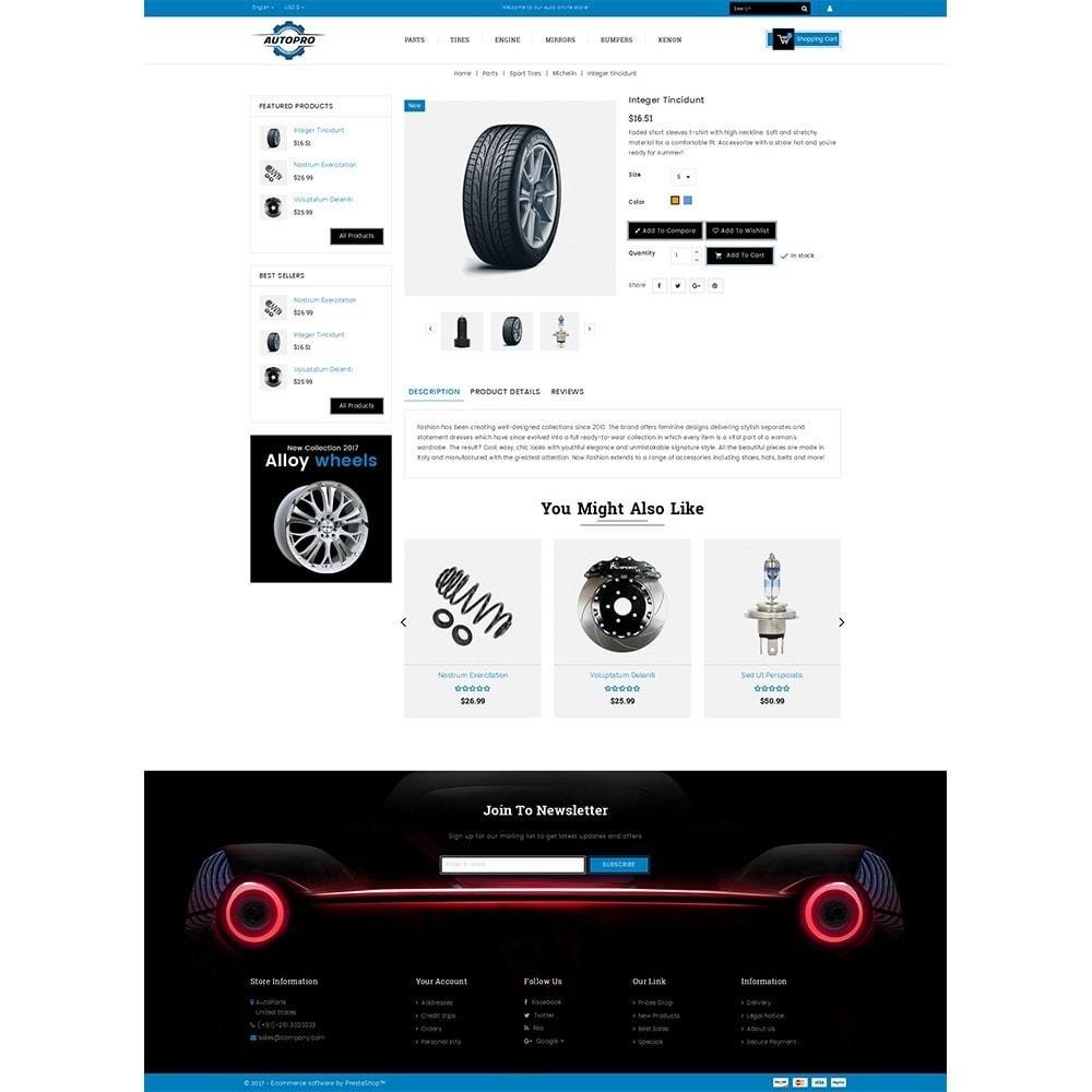 theme - Automotive & Cars - Autopro Store - 5
