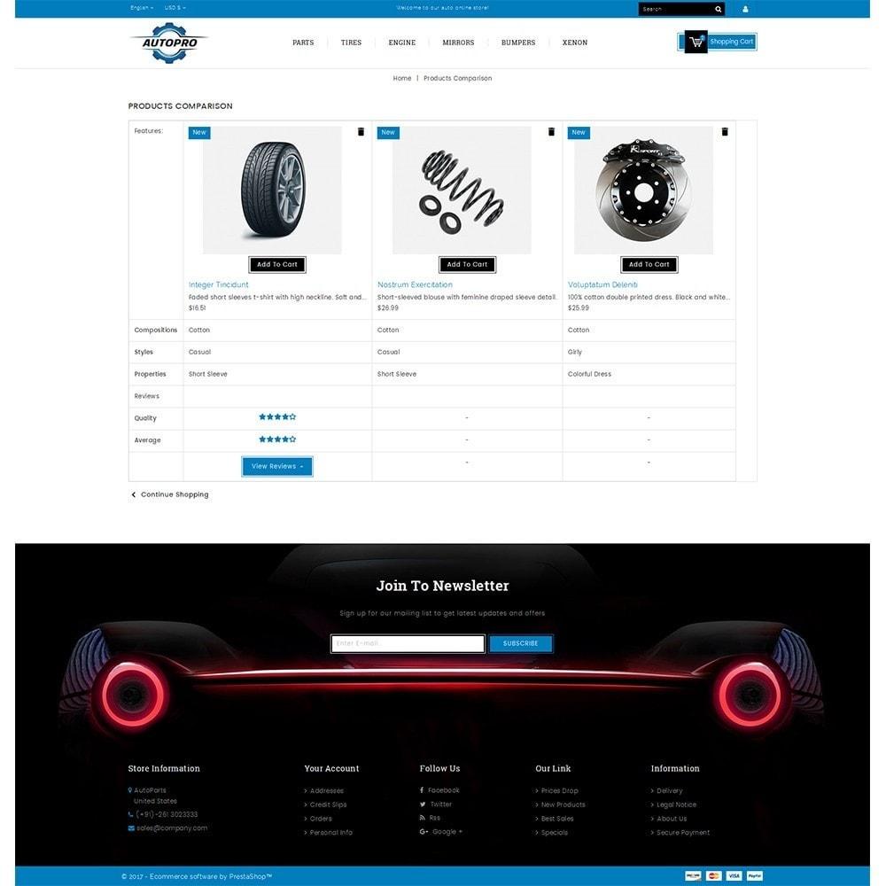 theme - Авто и Мото - Autopro Store - 9