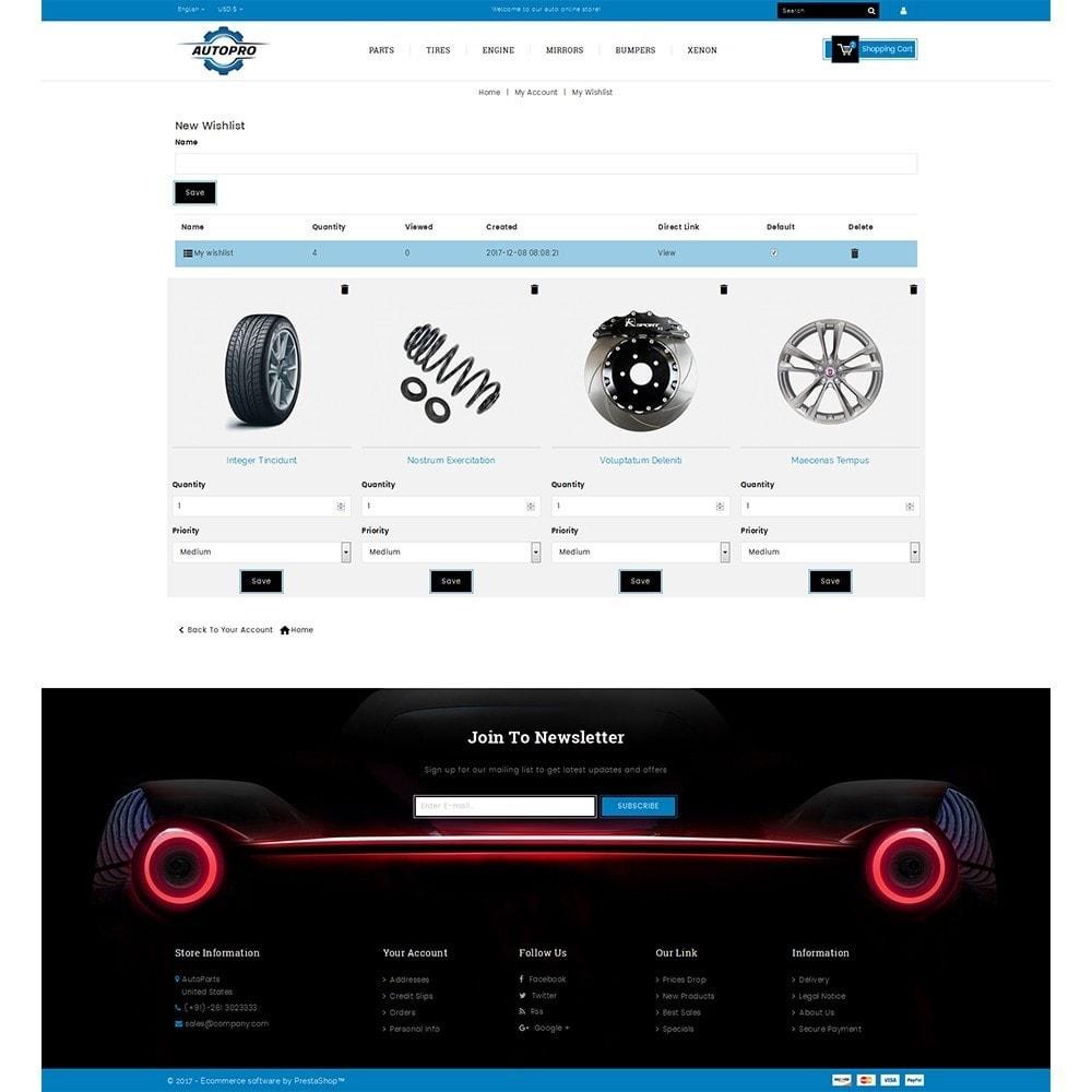 theme - Авто и Мото - Autopro Store - 10