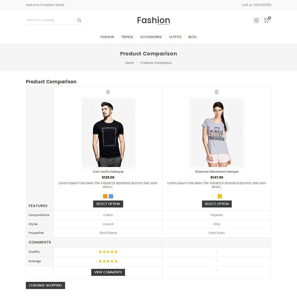 theme - Moda & Obuwie - Fashion Store - 7