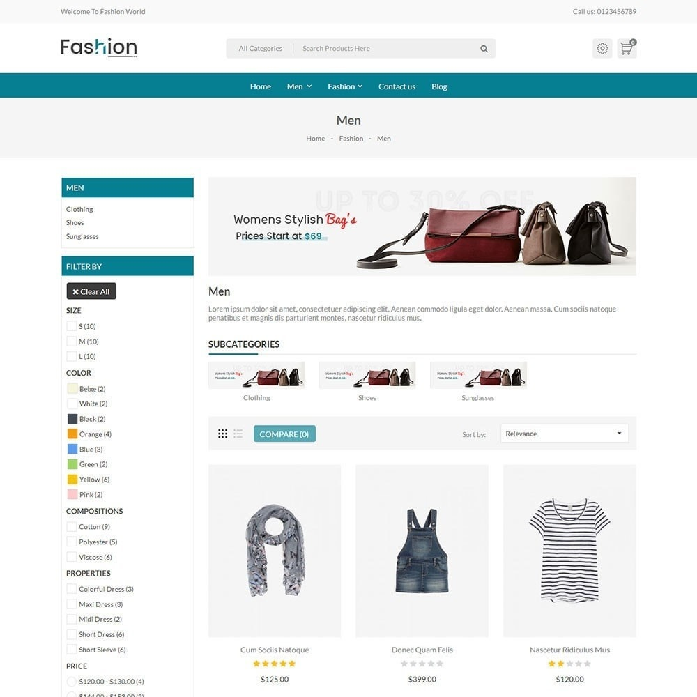 theme - Moda & Calzature - Fashion Store V2 - 4