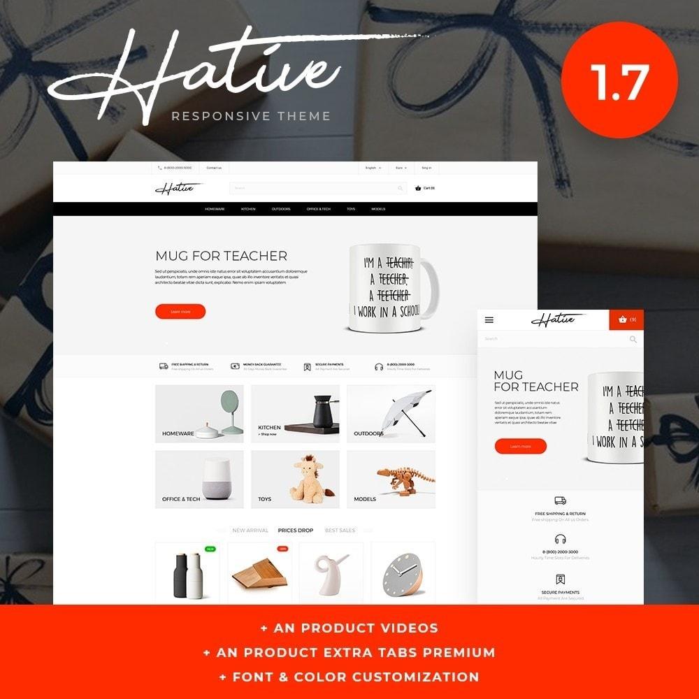 theme - Maison & Jardin - Hative - 1
