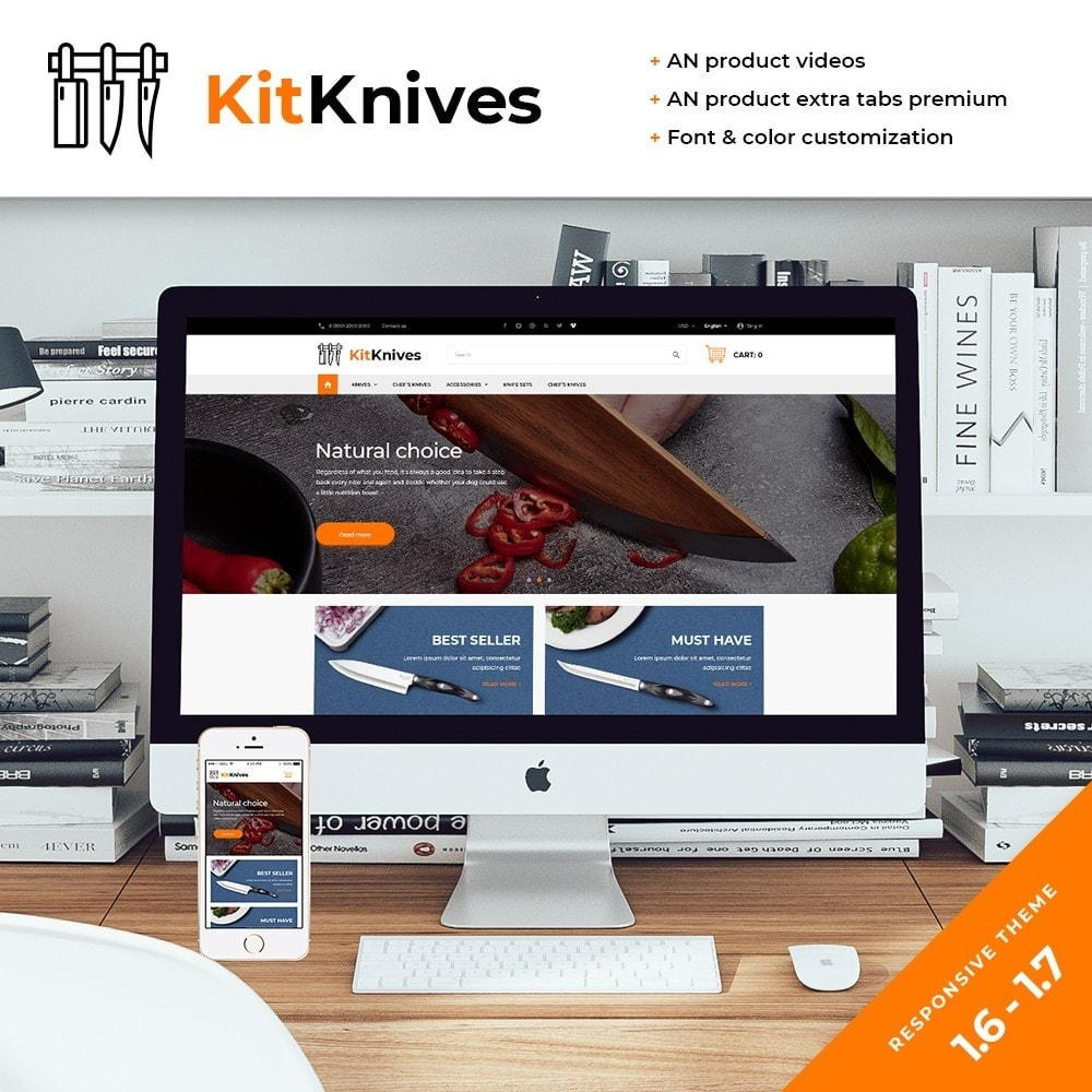 theme - Huis & Buitenleven - KitKnifes - 1