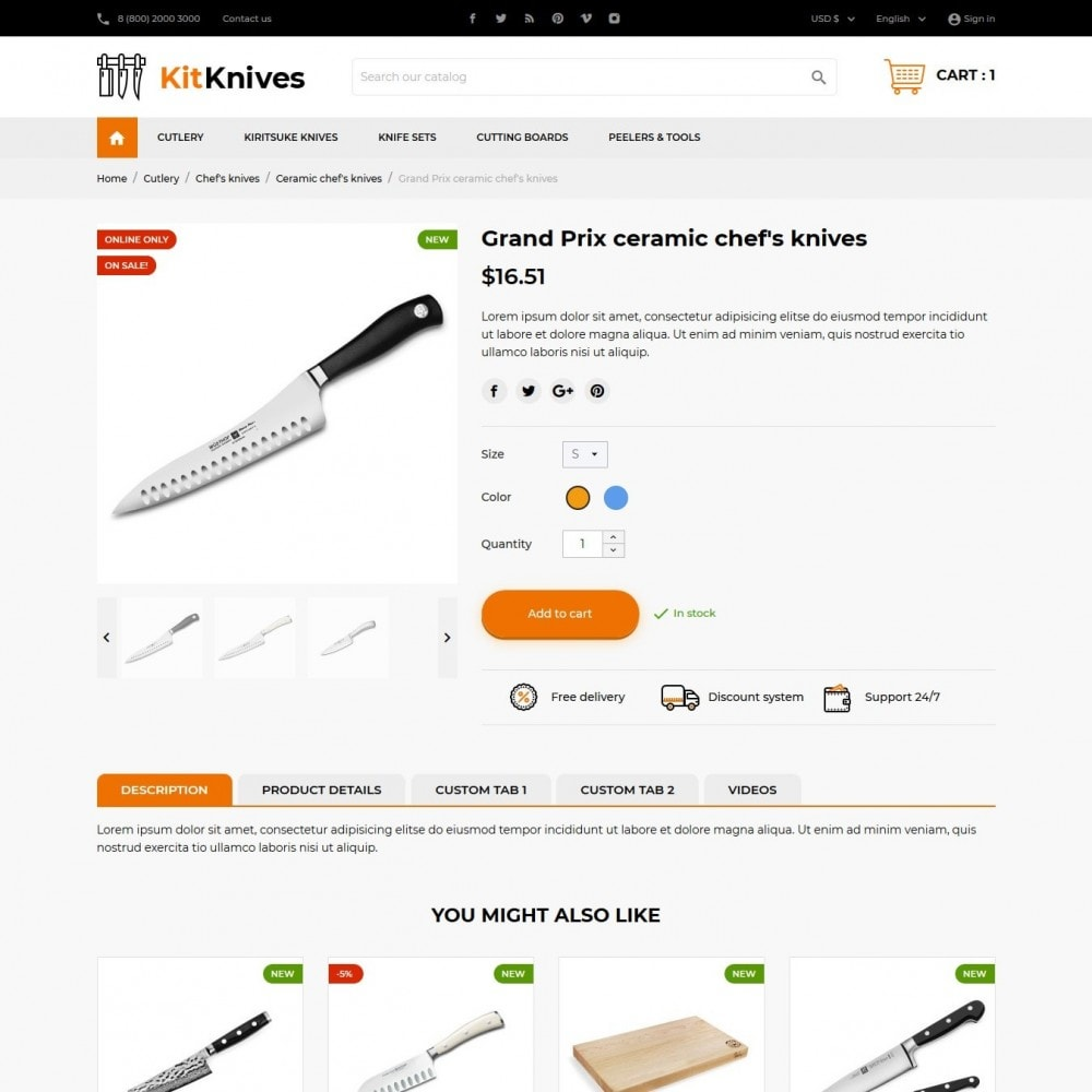 theme - Huis & Buitenleven - KitKnifes - 7