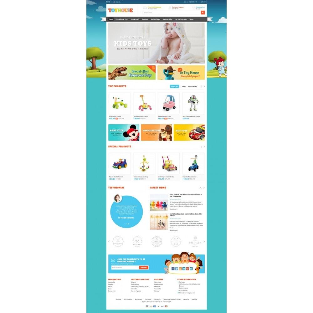 theme - Kinderen & Speelgoed - Toys House Store - 2
