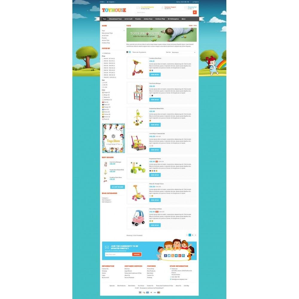 theme - Kids & Toys - Toys House Store - 4