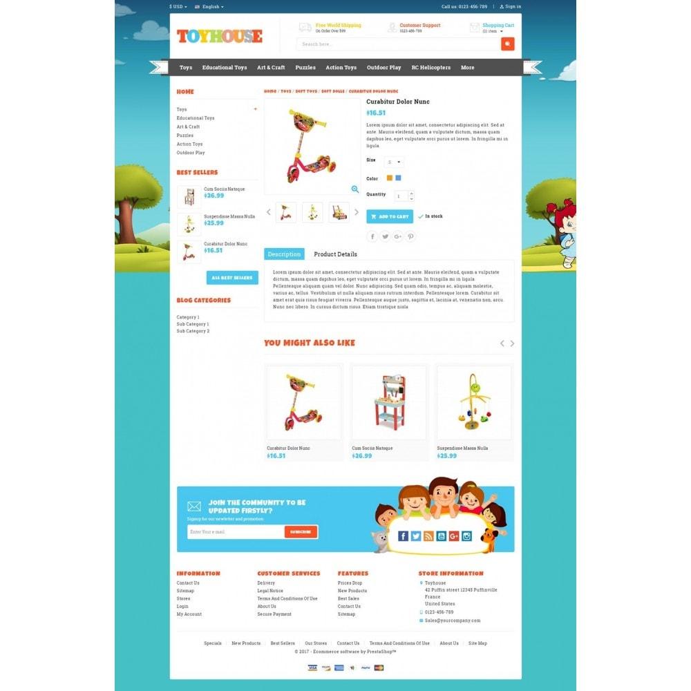 theme - Kids & Toys - Toys House Store - 5
