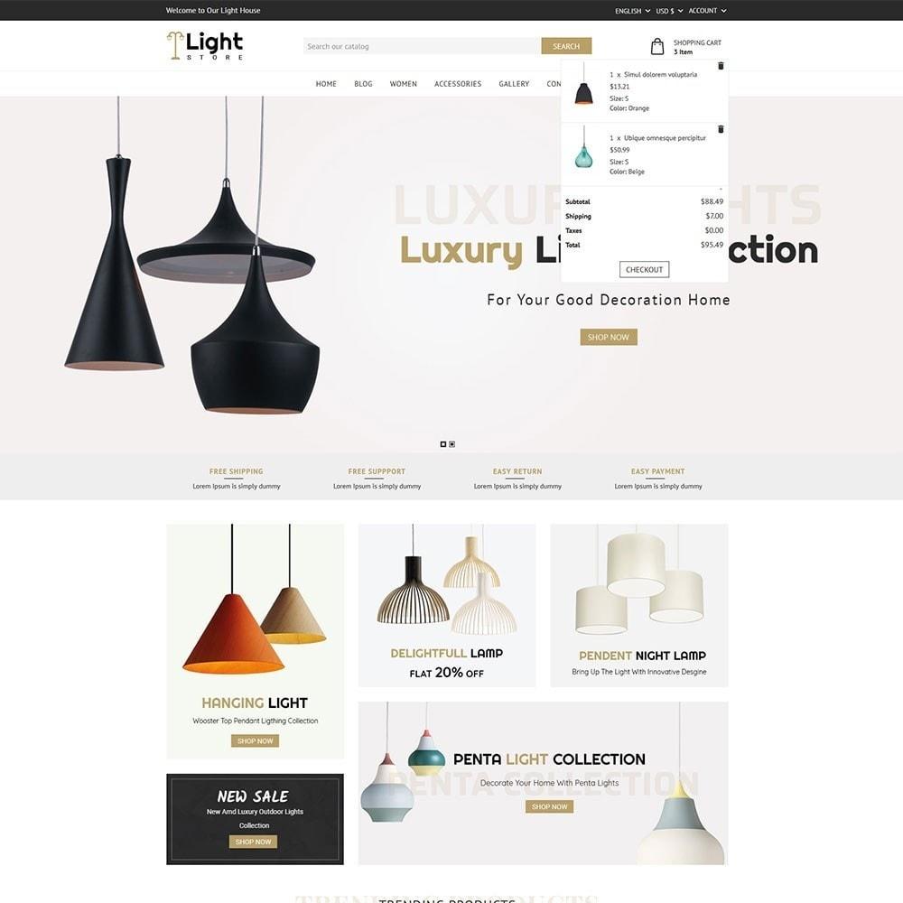 theme - Kunst & Kultur - Light Store - 3