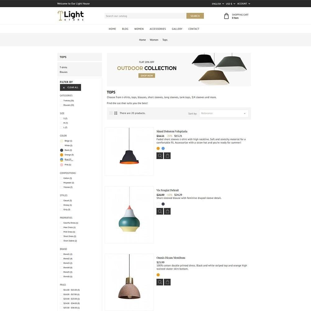 theme - Kunst & Kultur - Light Store - 4