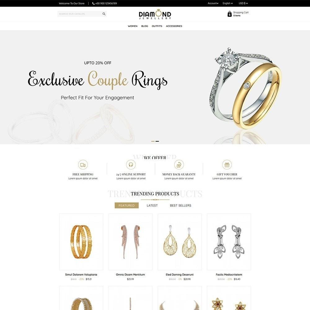 theme - Jewelry & Accessories - Diamond Jewellery - 2