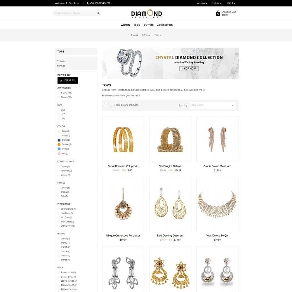 theme - Jewelry & Accessories - Diamond Jewellery - 4
