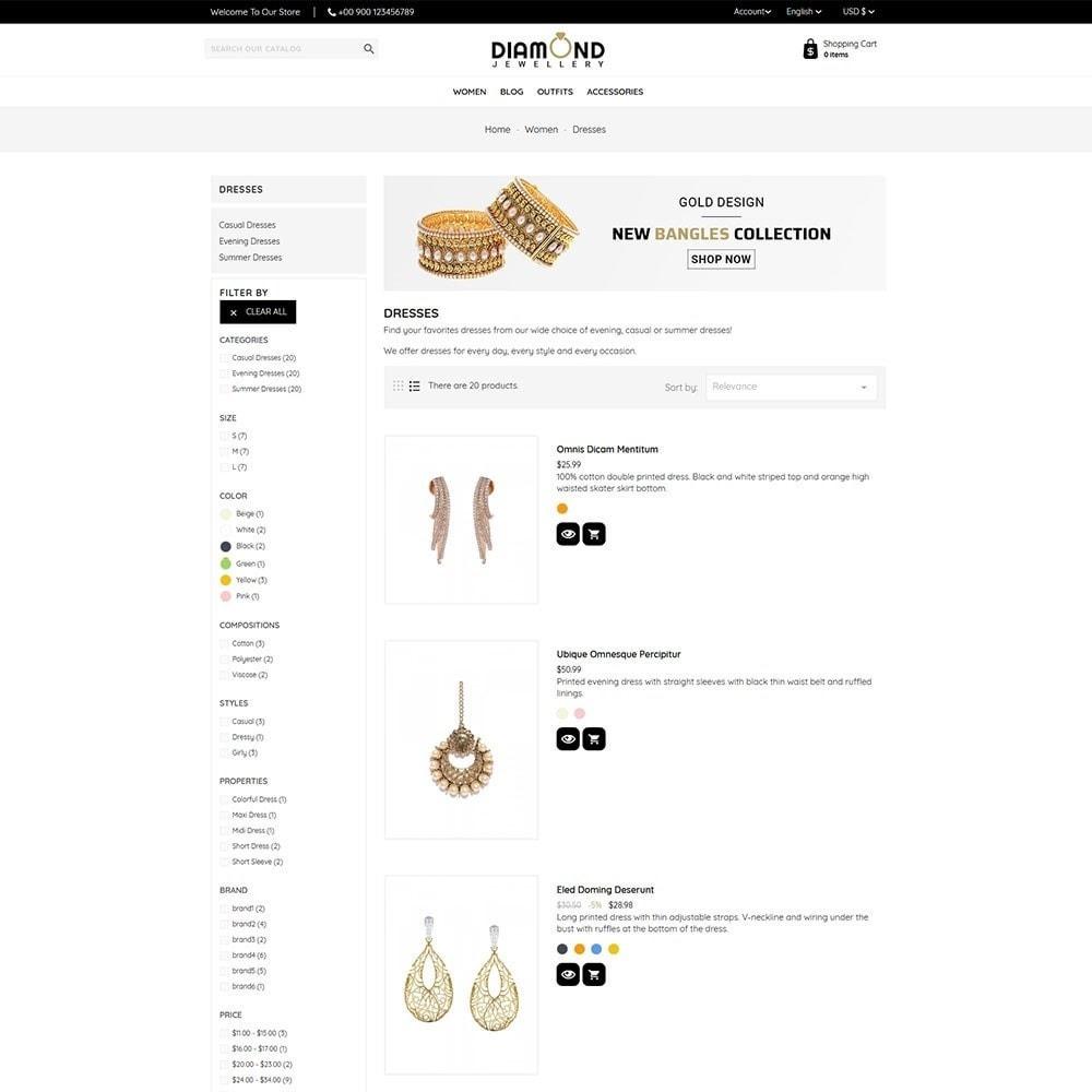 theme - Jewelry & Accessories - Diamond Jewellery - 5