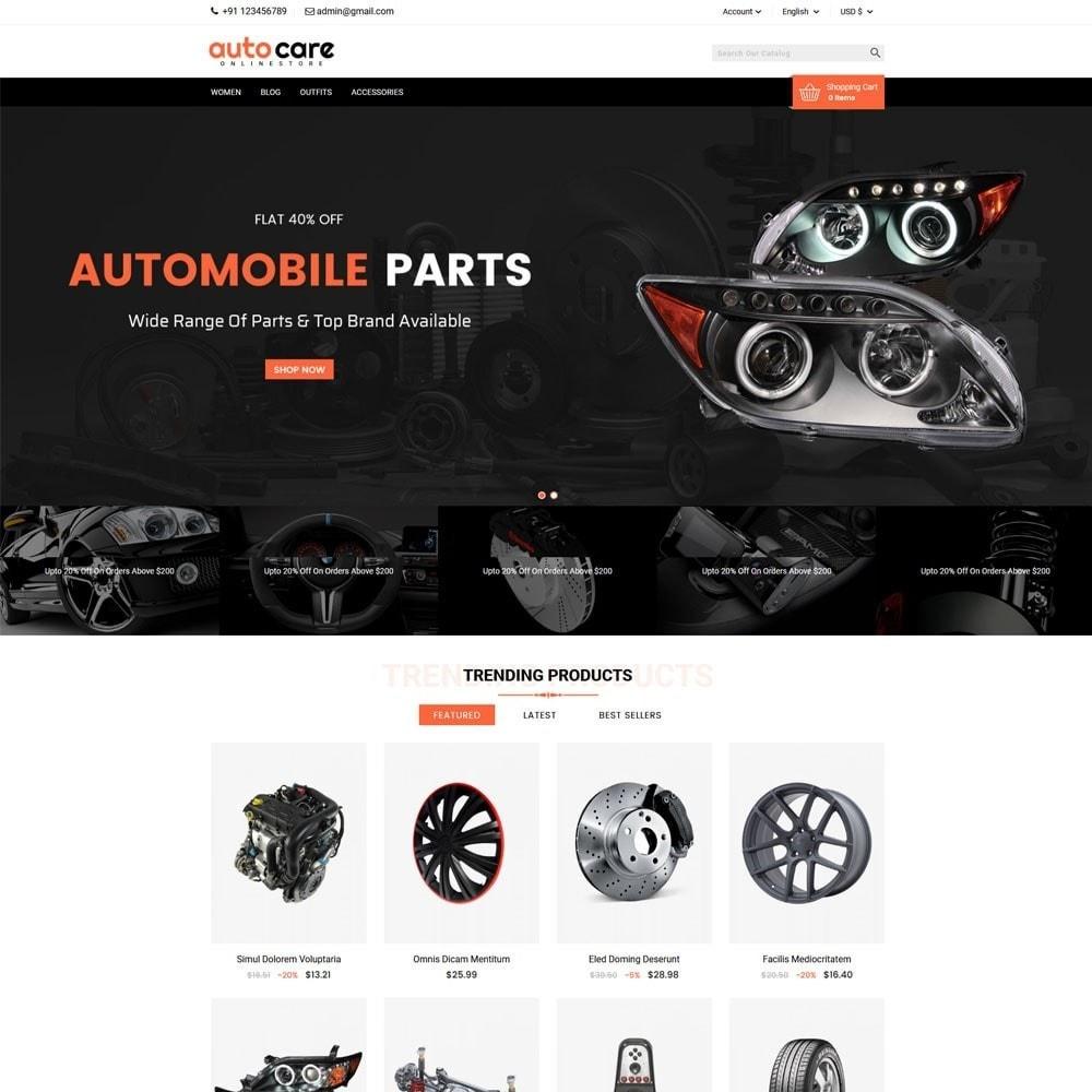 theme - Coches y Motos - Auto Care - 2