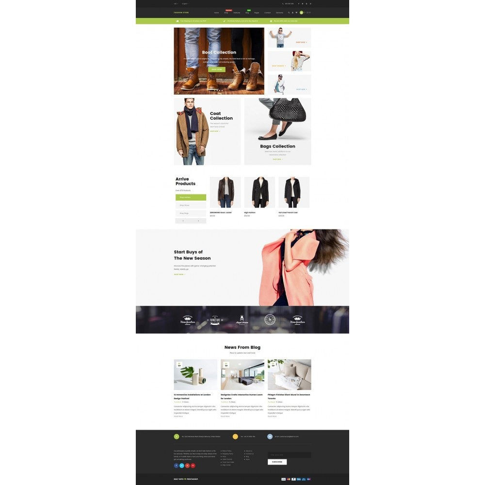 theme - Mode & Schuhe - Fashion Store - 7