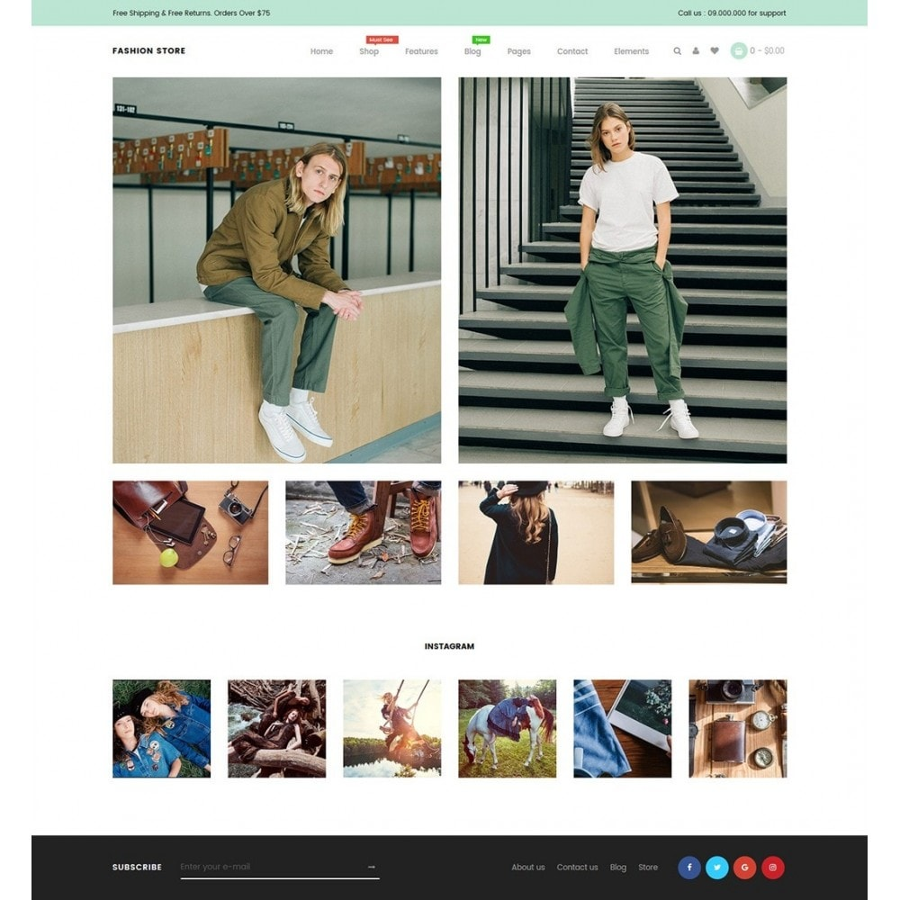 theme - Mode & Schuhe - Fashion Store - 8