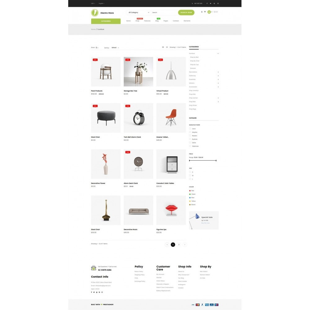 theme - Elettronica & High Tech - Digital Store - 6