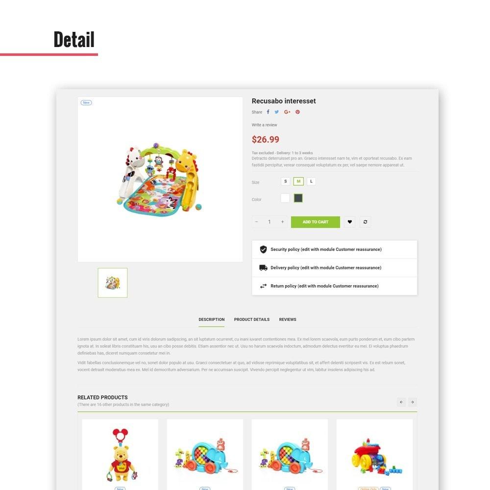 theme - Zabawki & Artykuły dziecięce - Leo Dumbo - 5
